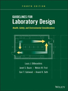 Guidelines for Laboratory Design (eBook): Health, Safety, and Environmental Considerations
