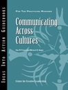 Communicating Across Cultures (eBook)