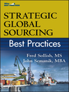 Strategic Global Sourcing Best Practices (eBook)