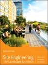 Site Engineering for Landscape Architects (eBook)