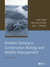 Problem-Solving in Conservation Biology and Wildlife Management (eBook)