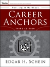 Career Anchors (eBook): Participant Workbook
