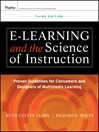 e-Learning and the Science of Instruction (eBook): Proven Guidelines for Consumers and Designers of Multimedia Learning