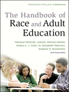 The Handbook of Race and Adult Education (eBook): A Resource for Dialogue on Racism