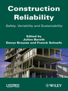 Construction Reliability (eBook): Safety, Variability and Sustainability