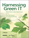 Harnessing Green IT (eBook): Principles and Practices