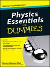 Physics Essentials For Dummies (eBook)