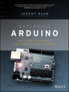 Exploring Arduino (eBook): Tools and Techniques for Engineering Wizardry