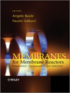 Membranes for Membrane Reactors (eBook): Preparation, Optimization and Selection