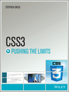 CSS3 Pushing the Limits (eBook)