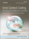 Error Control Coding for B3G/4G Wireless Systems (eBook): Paving the Way to IMT-Advanced Standards