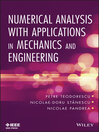 Numerical Analysis with Applications in Mechanics and Engineering (eBook)