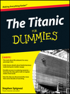The Titanic For Dummies (eBook)