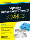 Cognitive Behavioural Therapy For Dummies (eBook)
