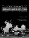 The Governance of Climate Change (eBook)