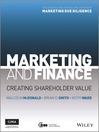 Marketing and Finance (eBook): Creating Shareholder Value