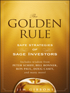 The Golden Rule (eBook): Safe Strategies of Sage Investors
