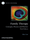 Family Therapy (eBook): Concepts, Process and Practice