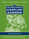 The Five Practices of Exemplary Leadership (eBook): Financial Services