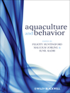 Aquaculture and Behavior (eBook)