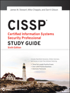 CISSP (eBook): Certified Information Systems Security Professional Study Guide