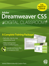 Dreamweaver CS5 Digital Classroom (eBook)