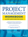 Project Management Workbook and PMP / CAPM Exam Study Guide (eBook)