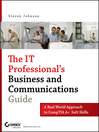 The IT Professional's Business and Communications Guide (eBook): A Real-World Approach to CompTIA A+ Soft Skills
