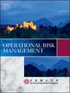 Operational Risk Management (eBook)