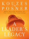 A Leader's Legacy (eBook): Leadership Challenge: Kouzes/Posner Series, Book 135