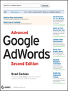 Advanced Google AdWords (eBook)