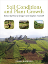 Soil Conditions and Plant Growth (eBook)