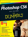 Photoshop CS6 All-in-One For Dummies (eBook)