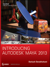 Introducing Autodesk Maya 2013 (eBook)