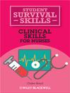 Clinical Skills for Nurses (eBook)