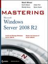 Mastering Microsoft Windows Server 2008 R2 (eBook)