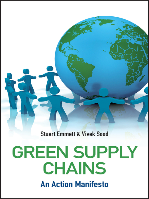 Green Supply Chains (eBook): An Action Manifesto