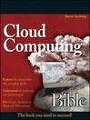 Cloud Computing Bible (eBook)