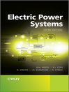 Electric Power Systems (eBook)