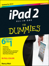 iPad 2 All-in-One For Dummies (eBook)