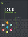 iOS 6 Foundations (eBook)