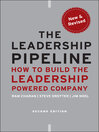 The Leadership Pipeline (eBook): How to Build the Leadership Powered Company