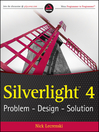Silverlight 4 (eBook): Problem--Design--Solution