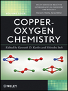Copper-Oxygen Chemistry (eBook)
