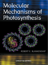 Molecular Mechanisms of Photosynthesis (eBook)