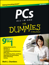 PCs All-in-One For Dummies (eBook)