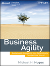 Business Agility (eBook): Sustainable Prosperity in a Relentlessly Competitive World