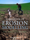 Handbook of Erosion Modelling (eBook)