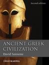 Ancient Greek Civilization (eBook)