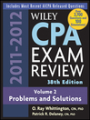 Wiley CPA Examination Review, Problems and Solutions (eBook)